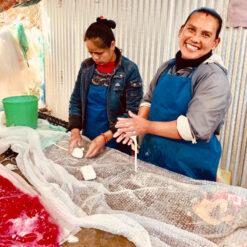 vilt fairtrade vrouwen in nepal