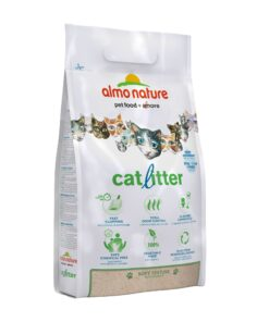 biologisch afbreekbare kattenbakvulling